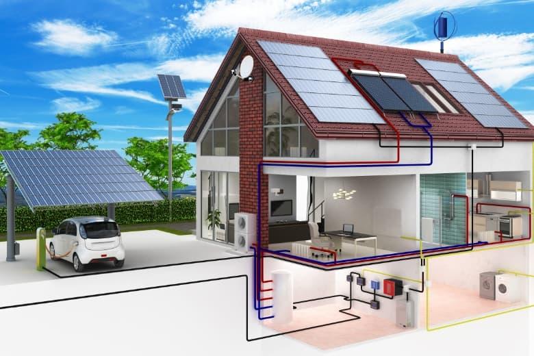 「ゼロエネルギースタイル」のイメージ